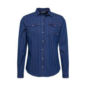 BLEND Košile  modrá
