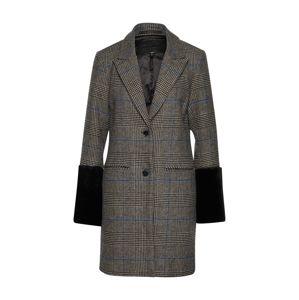Mbym Přechodný kabát 'Ammi'  modrá / šedá