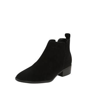 ESPRIT Nízké kozačky 'Alva Bootie  Formal Shoes '  černá