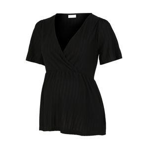 MAMALICIOUS Tričko  černá