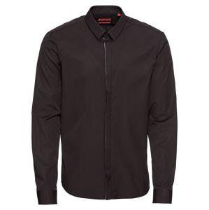 HUGO Košile 'Eurin 10107897 01'  černá