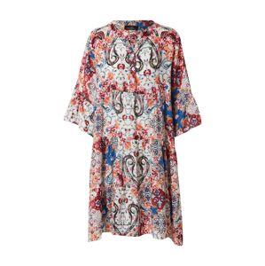 Zwillingsherz Košilové šaty 'Natascha'  mix barev