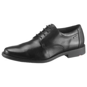 LLOYD Šněrovací boty 'VELO'  černá