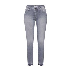 Rich & Royal Džíny 'Midi - Grey - Jean'  šedá