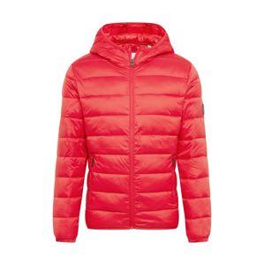 JACK & JONES Zimní bunda 'MAGIC'  červená