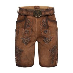 STOCKERPOINT Krojové kalhoty 'Andreas'  hnědá