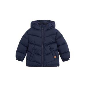 MANGO KIDS Zimní bunda 'ALDO'  námořnická modř