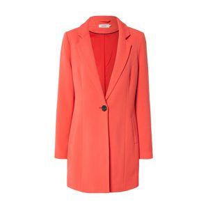 ONLY Přechodný kabát 'ONLSAVANNAH SPRING COAT'  červená