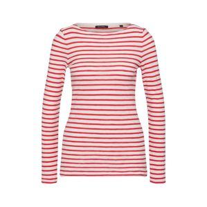 Marc O'Polo Tričko  krémová / červená