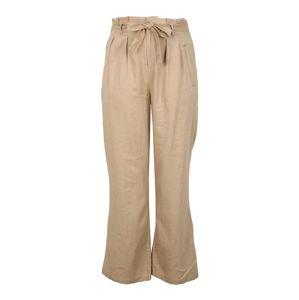 Vero Moda Curve Kalhoty 'VMZALA'  béžová