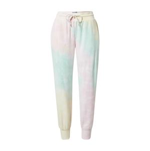 GAP Kalhoty  mix barev / bílá