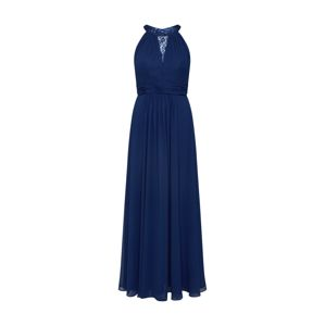 Mascara Společenské šaty 'LACE INSET'  námořnická modř
