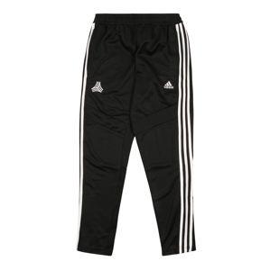 ADIDAS PERFORMANCE Sportovní kalhoty 'Tan'  bílá / černá