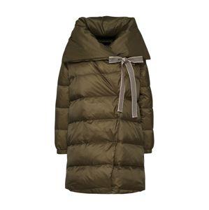 MAX&Co. Zimní kabát 'DAMA'  hnědá / olivová