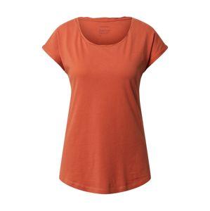 ARMEDANGELS Tričko 'Lale'  oranžově červená