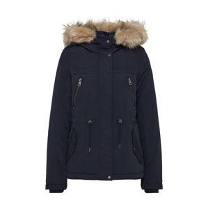 VERO MODA Zimní bunda 'VMBREEZE AGNES PARKA'  tmavě modrá