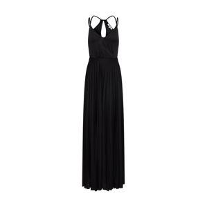 ABOUT YOU Letní šaty 'Falda'  černá