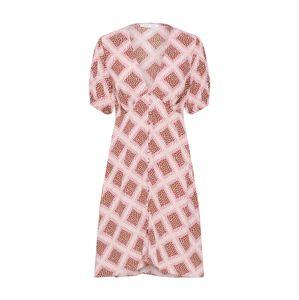 Samsoe Samsoe Letní šaty 'Petunia'  mix barev / růžová