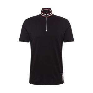 HUGO Tričko 'Daranto 10207579 01'  černá