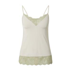 Mey Tričko na spaní 'Camisol'  perlově bílá
