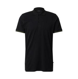 Matinique Tričko 'MApoleo DS Basic Polo'  černá