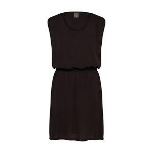 ICHI Letní šaty 'Marrakech DR 3'  černá