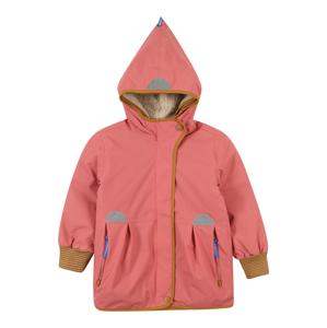FINKID Přechodná bunda 'AINA'  velbloudí / růžová