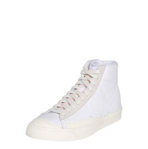 Nike Sportswear Kotníkové tenisky  bílá