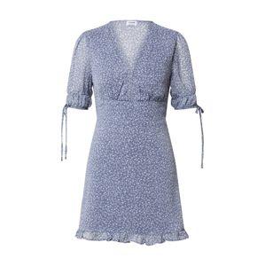 Cotton On Letní šaty 'SANDRA'  kouřově modrá / světlemodrá