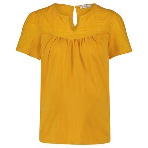 QUEEN MUM Tričko  žlutá