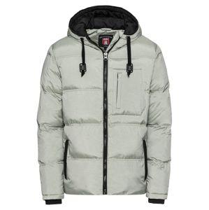 Derbe Zimní bunda 'Albatros'  stříbrná
