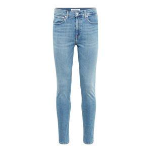 Calvin Klein Jeans Džíny 'SKINNY CKJ 015'  modrá džínovina