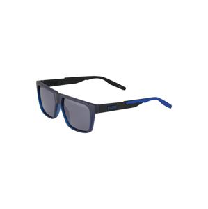 PUMA Sluneční brýle  modrá / černá