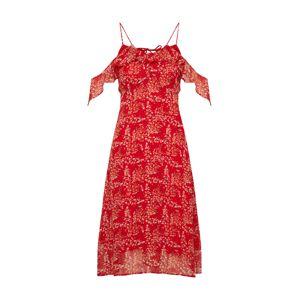 ARTLOVE Paris Letní šaty '32935'  červená