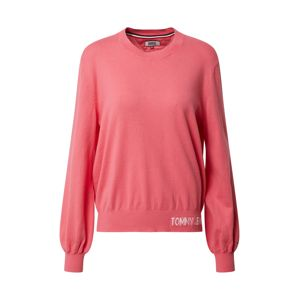 Tommy Jeans Mikina  pink