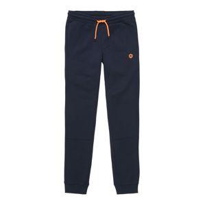 Jack & Jones Junior Kalhoty 'VISUAL'  námořnická modř