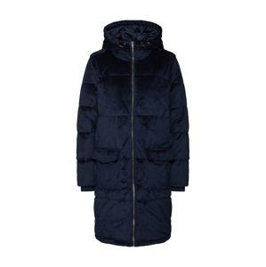 OBJECT Zimní kabát  námořnická modř