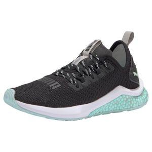 PUMA Běžecká obuv 'Hybrid Nx Tz'  černá / bílá