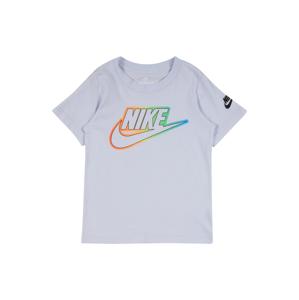Nike Sportswear Tričko  světle šedá / mix barev