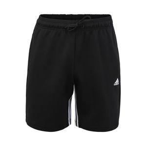 ADIDAS PERFORMANCE Sportovní kalhoty 'MH 3S Short'  černá