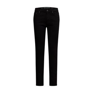 SHINE ORIGINAL Džíny  černá džínovina