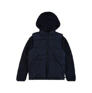 GAP Přechodná bunda  námořnická modř