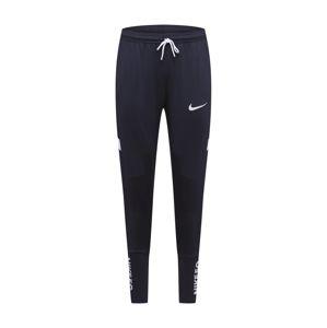NIKE Sportovní kalhoty  černá