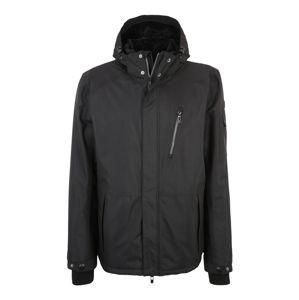 KILLTEC Outdoorová bunda 'Tragon'  černá