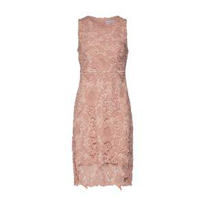 Carolina Cavour Kleider 'Lace Dress without sleeves'  růže