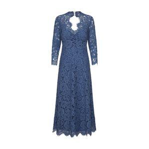 IVY & OAK Koktejlové šaty  modrá