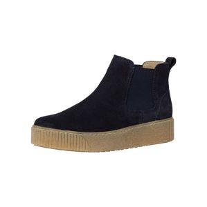 TAMARIS Chelsea boty  tmavě modrá
