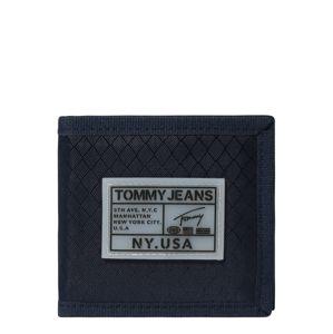Tommy Jeans Peněženka 'TJM COLLEGE CC & COIN POCKET'  tmavě modrá