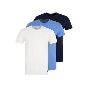 POLO RALPH LAUREN Tílko  modrá / námořnická modř / bílá