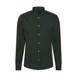 Lindbergh Košile  tmavě zelená